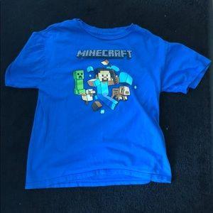 Minecraft t - shirt
